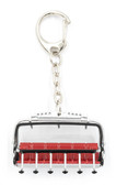 Chairlift Keychain- Red