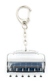 Chairlift Keychain- Blue