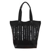 Tote Bag- Upslope tote black