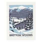 Bretton Woods Screen Print
