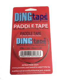 Clear Paddle Tape