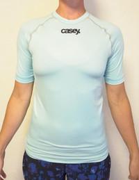 Casey Light Blue Performance Shirt SS