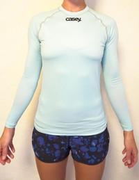 Casey Light Blue Performance Shirt LS