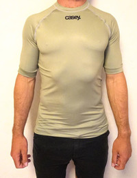 Casey Olive Performance Shirt SS