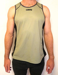 Casey Mens Muscle Tee