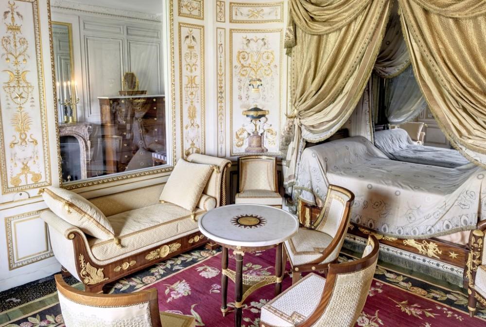 Marie Antoinette's Boudoir