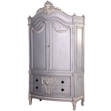 Marie Armoire, Bone China Blue