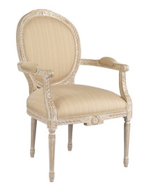 Marie Antoinette French Chateau Arm Chair