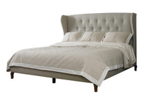 Tufted Bed, Upholstered Bed