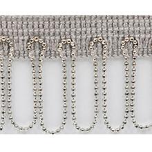 Chain Fringe, Silver (Modern trims)