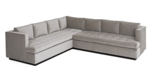 Marina Sectional Sofa, High End Custom made