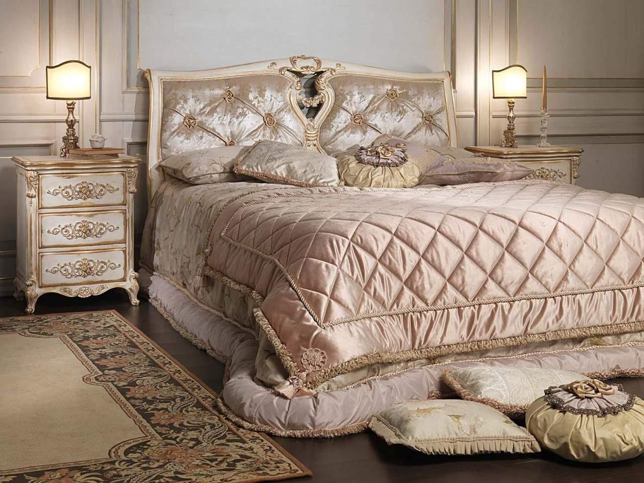 French Bedroom Furniture, Louis XVI Bed, designer bed