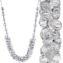 Crystal Curtain Tieback