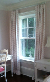 Curtains for Country Decor' , Polka Dot Fabric