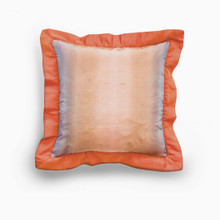 (C)  Cushion Type:Silk, Rust Orange $523.00