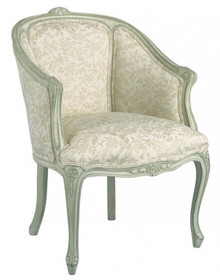 Bergere Chair, Louis XV