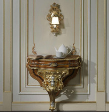 Louis XV Wall Sconce, High End