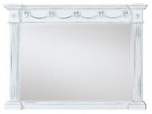 Mirror frame with bevelled mirror, READY TO SHIP