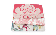 Drenched Color Fabric Collection, Cassis