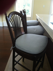 Counter Stool Seat Box Cushion