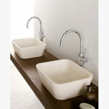 Modern Duo Bathroom Basin
