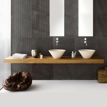 Modern Duo Bathroom Wash Basins
