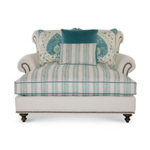 DEMING CHAIR AND A HALF, EXT by Kravet