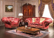 Palace Living Room Sofa Set