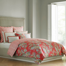Echo Ishana Bedding Set by Kravet