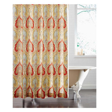 LATIKA SHOWER CURTAIN
