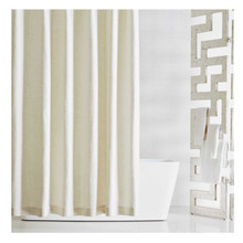 MADISON LINEN SHOWER CURTAIN