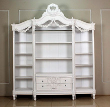 Marie Antoinette Bookcase with ladder