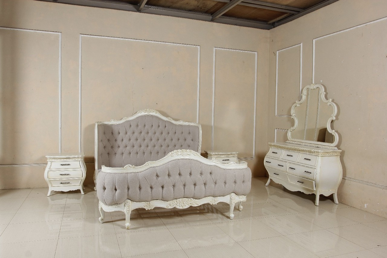 Picture of: Shabby Chic Bedroom Sets