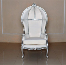 Hermes Cage Silver Chair