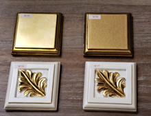 Gold Wood Samples for French Furniture