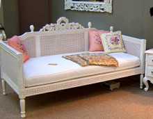 Josephine Daybed Sofa Gold