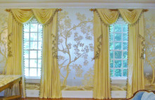 Traditional Window Treatment, Swags & Tails Curtains