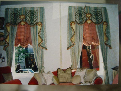 Window Treatments Swags And Tails