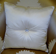 Crystal Chic Diamante Bling throw pillows from Thundersley Home Essentials 212 889 1917