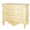 French Chest Distressed Cream
