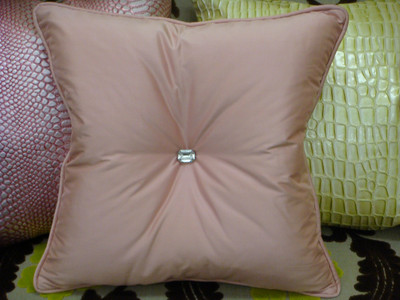 Luxury Throw Pillow Decorative Throw Pillows Mesmerizing Bling Decorative Pillows