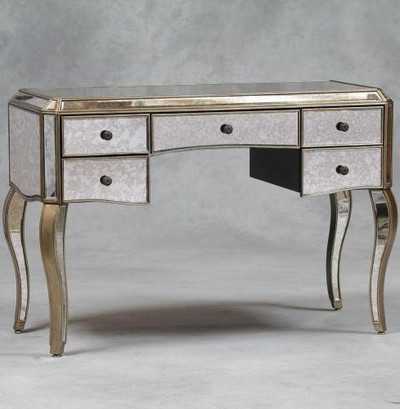 Image 1 - Dressing Table / Writing Desk, Venetian Mirror Furniture