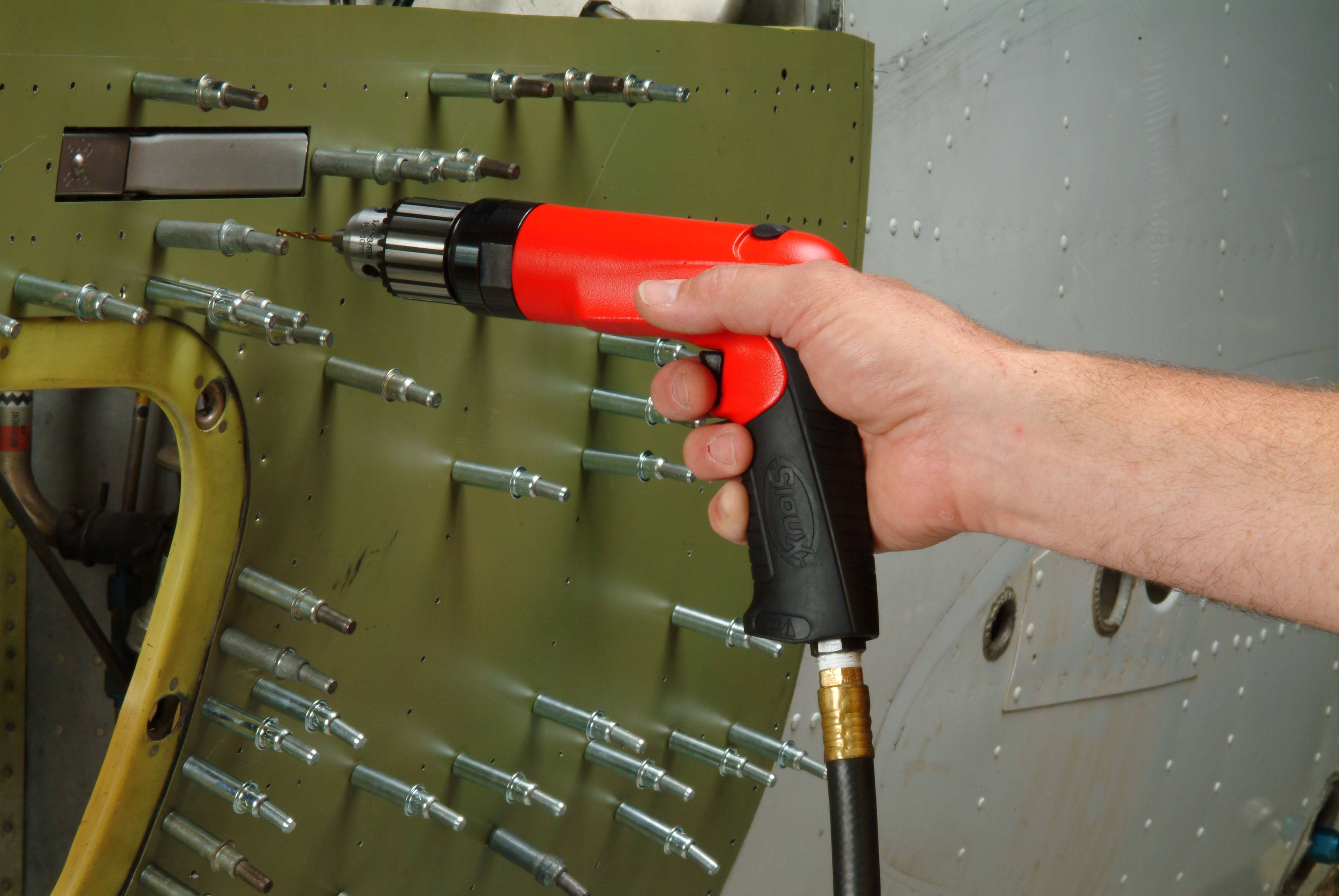 Sioux Pneumatic Drills Why These American Made