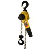 Ingersoll Rand KL075-15 Lever Hoist | 0.75 Ton Capacity | 15 ft. Lift | Hook Mount