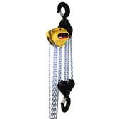Ingersoll Rand KM150V-20-18 | 1.5 Ton Capacity Manual Chain Hoist Overload
