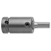 "Apex Socket Bits 3/8"" Square Drive SZ-7"