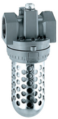 "ARO Super Duty 1"" Lubricator | L36561-110 | Polycarbonate Bowl | Guard | 374 cfm"
