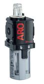 "ARO 1000 Series Lubricator 1/4"" | L36121-100 | Polycarbonate Bowl w/ Guard | 51 SCFM"