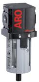 "ARO 1500 Series 1/4"" Filter | F35221-410 | Manual Drain | Metal Bowl w/ Sight Glass | 73 SCFM"