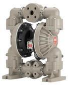 "ARO Diaphragm Pump 6661T3-3EB-C   100 GPM   1-1/2"" Ports   Santoprene Diaphragms"